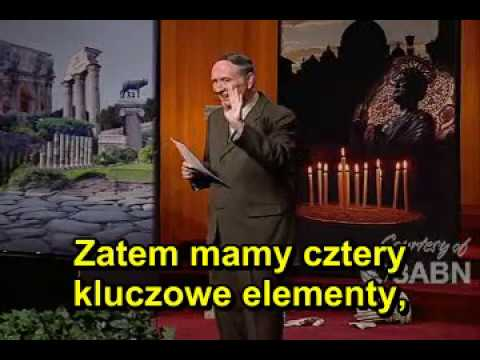 Stephen Bohr - 14. Czasy pogan (NAPISY PL) - Studium Mateusza 24