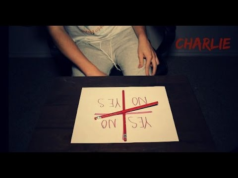Charlie Charlie Pencil Game | Nick Bean