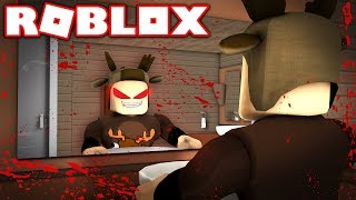 DO NOT LOOK INTO THE MIRROR IN ROBLOX! (Roblox Bloody Marry)