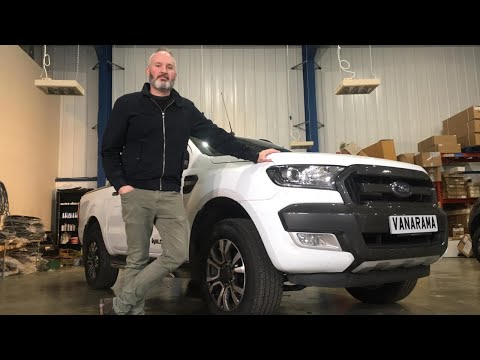 Loadspace March 2019 | VW e-Caddy & e-Transporter, 2019 Ford Ranger and more