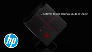 OMEN X - le PC gaming conçu pour #DominateTheGame
