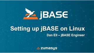 jBASE Setup on Linux