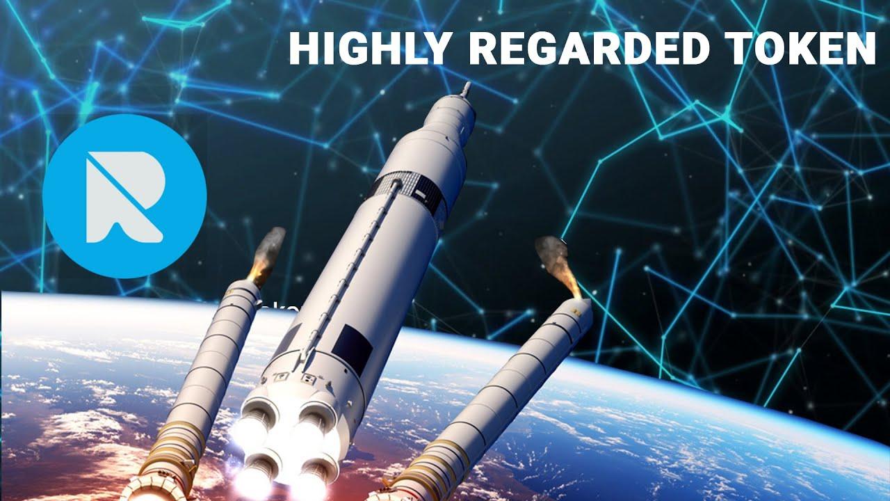 Новый мем коин Highly Regarded Token RTRD готов к полету на луну! садимся в ракету на самом старте