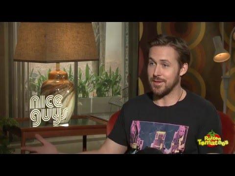 The Nice Guys Interviews: Ryan's Scream