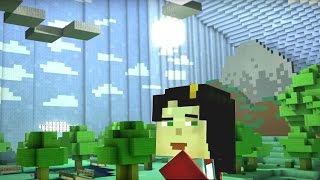 Minecraft: STORY MODE: The Last Place You Look - Part 13