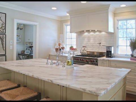White Granite Kitchen Countertops Ideas YouTube