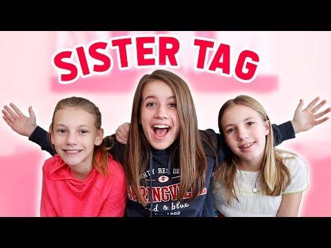 SISTER TAG // 8Passengers
