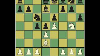 Chess Trap 3 (French Advance Variation)