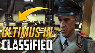 JASON SPILLS DETAILS ON THE CLASSIFIED STORY | Ultimus Crew in Five Remake for Black Ops 4 Zombies