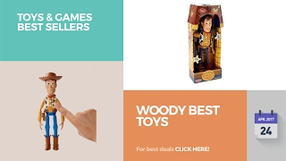 Woody Best Toys Toys & Games Best Sellers