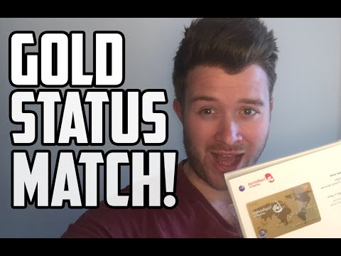 I GOT AIR BERLIN GOLD STATUS MATCHED - Unboxing, the benefits & how-to