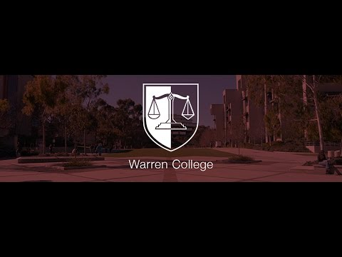 2014 Earl Warren College Commencement