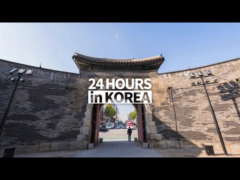 24 hours in Korea (Full ver.)