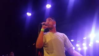 "Oddisee Live trap style ""Want Something Done"""