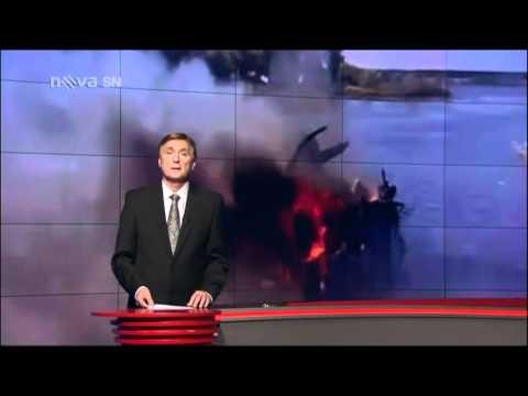 Tragická nehoda letadla tymu Jaroslavle R.I.P