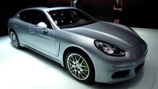 Porsche Panamera North American Debut Video Videos