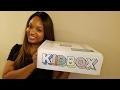 Kidbox Unboxing | Spring 2017 | Get $25 Off!