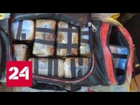 Посол России в Аргентине: вывезти диппочтой почти 400 килограммов кокаина нереально - Россия 24