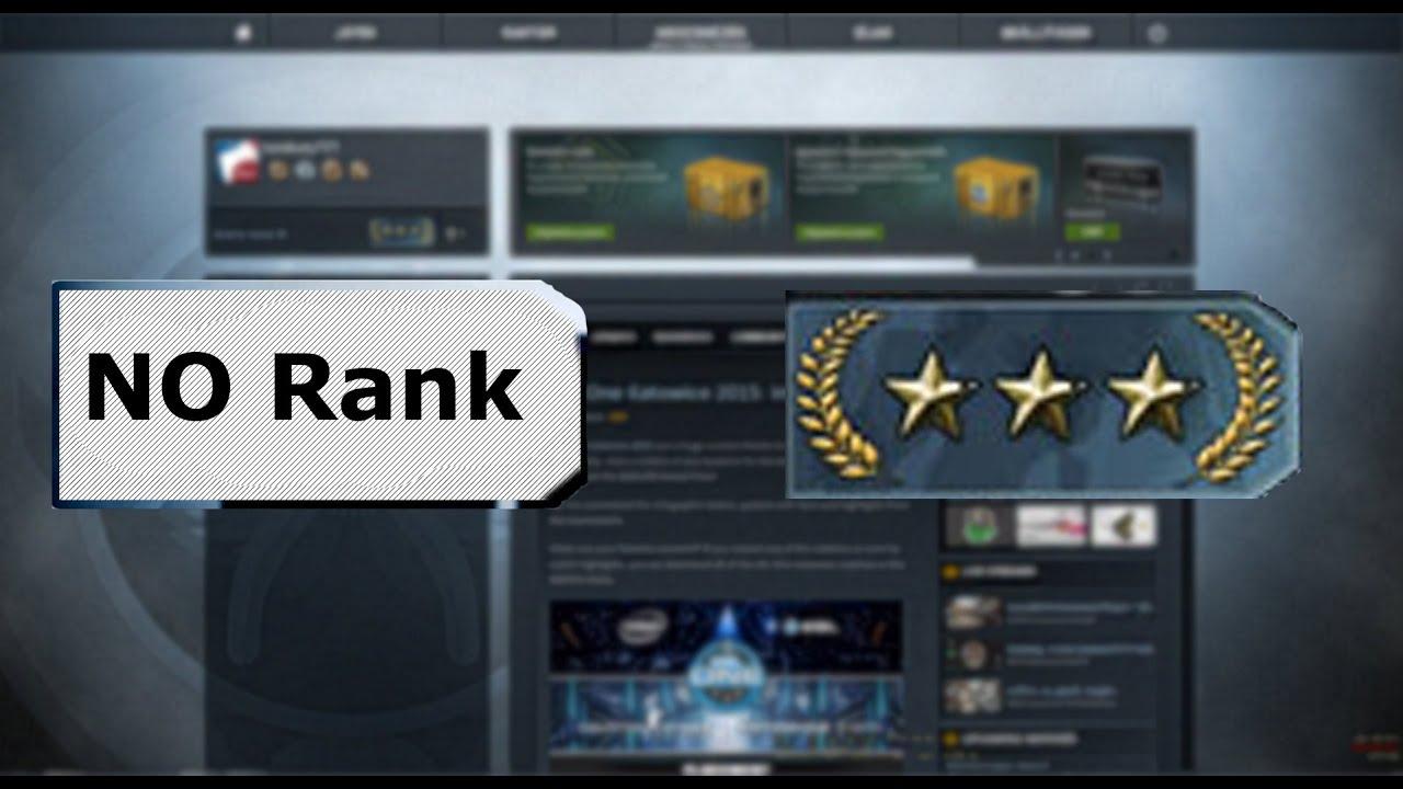 cs go ranks