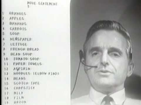 Part 2 of 10: Engelbart and the Dawn of Interactive Computing: SRI