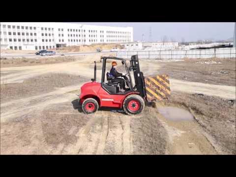 Terenny Vysokozdvižný vozík HC