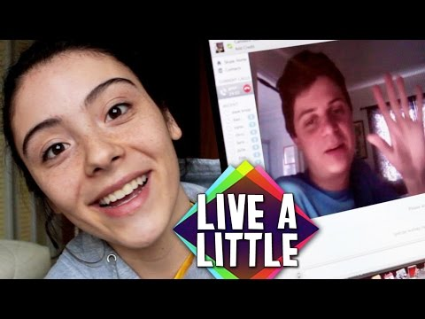 Watsky & Candace Part 2!!! | Live a Little