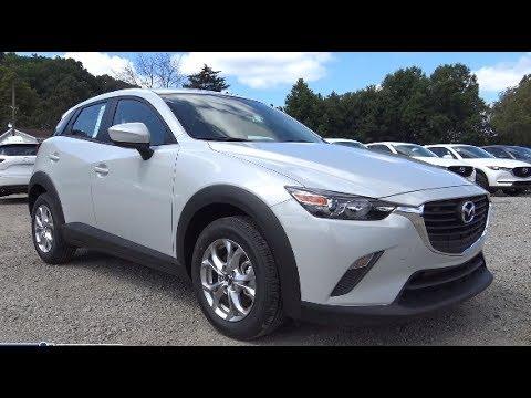 2017 Mazda Cx 3 Sport Video Walk Around At Smail Mazda In