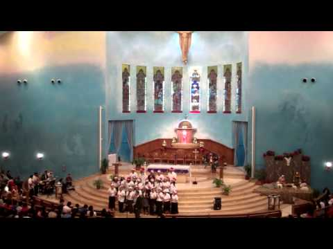 simbang gabi,Doha Catholic Church