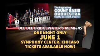 Bridgewater and Basie (Symphony Center Presents Jazz)