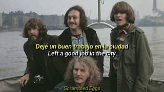 Download Creedence Clearwater Revival - Proud Mary (Sub. Español / Lyrics)