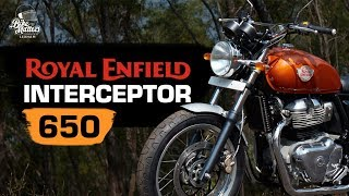 Royal Enfield Interceptor 650 Twin! *FIRST LOOK*