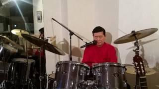ドラムを叩きながら歌ってYouTube世界新記録。秋にはギネスに!メディア...