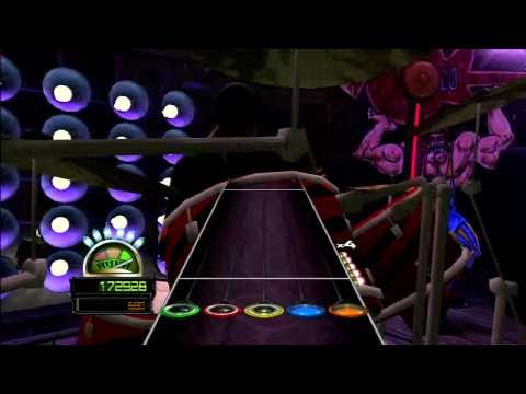 [720P HD] Guitar Hero World Tour - beat it - Expert Guitar -
