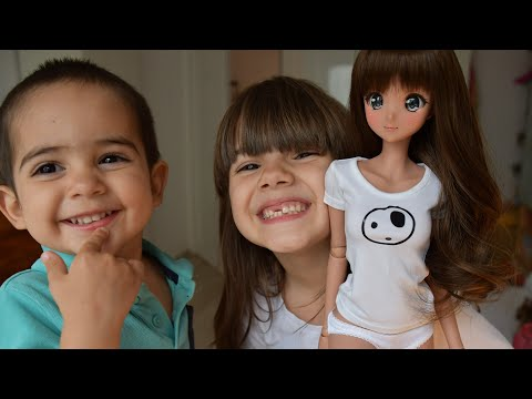 Smart Doll Unboxing Review (official)