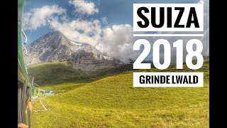 Suiza 2018 Grindelwald