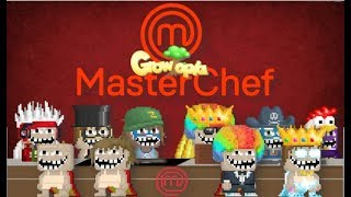 Growtopia   MasterChef ft. Seth, Hamumu, and Ubidev