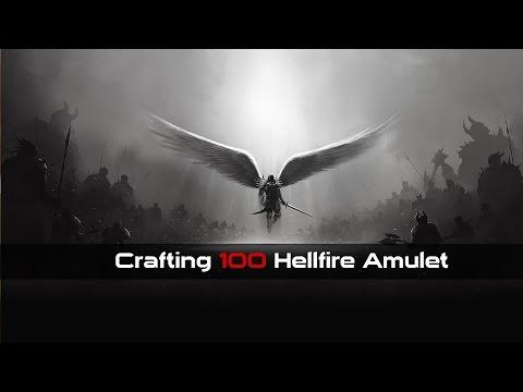 Diablo  Reaper Of Souls Crafting Hellfire Ring