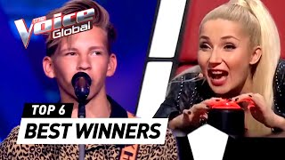 Baixar AMAZING YOUNG WINNERS of The Voice Kids
