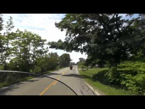 Nova Scotia day 7 (Motorcycle Trip) 2014