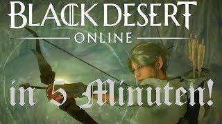Black Desert Online in 5 Minuten!