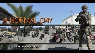 Обычный такой день (Arma 3)