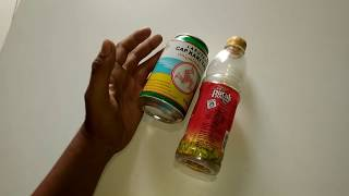 Ide kreatif daur ulang botol dan kaleng bekas