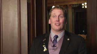 Sen. McBroom reacts to 2019 State of the State