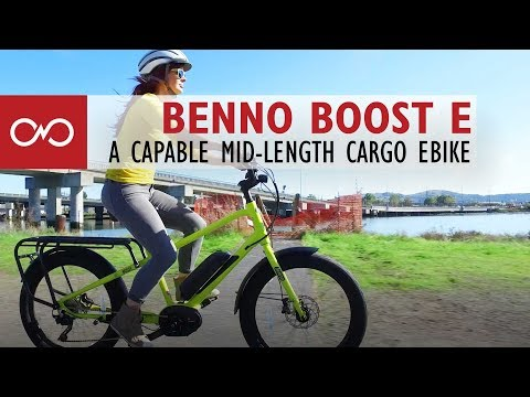 Review: Benno Boost E 10D Bosch Electric Cargo Bike