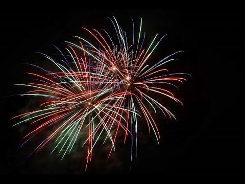 Uue aasta ilutulestik Tallinnas 2016/2017, New Year fireworks in Tallinn 2016/2017