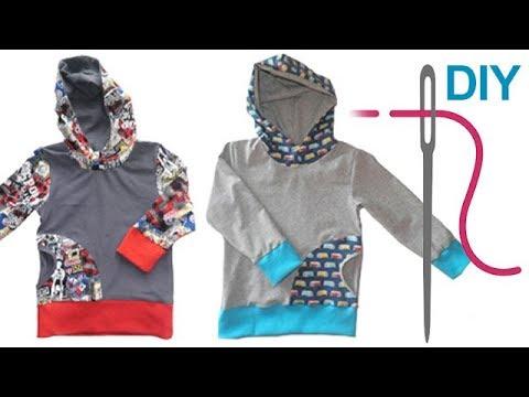 Sweatshirt / Kapuzenshirt / Shirt / Sweatshirt mit Kapuze \