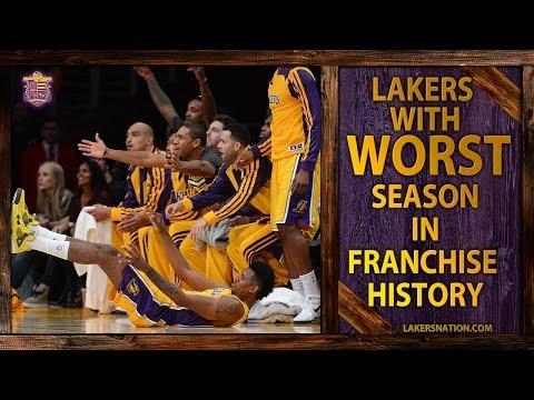 Lakers With Worst Season In Franchise History, Jordan Farmar Responds