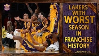 Lakers With Worst Season In Franchise History, Jordan Farmar Responds