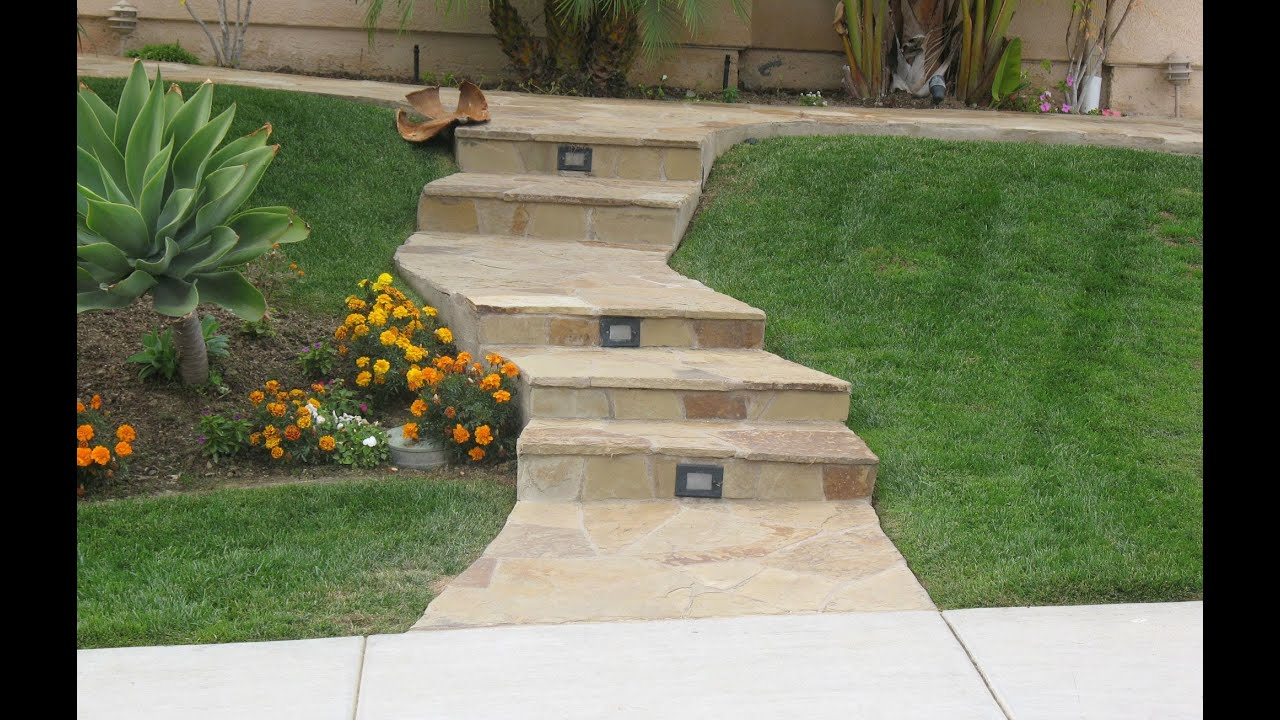 porch and walkway stair lighting remodeling problem and solutions