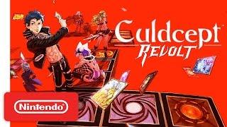 Culdcept Revolt – Nintendo 3DS Trailer